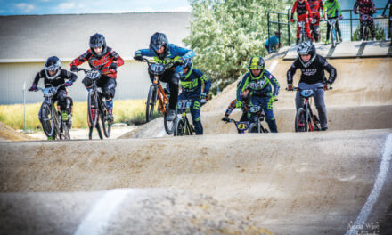 Race for Life at White Pine BMX