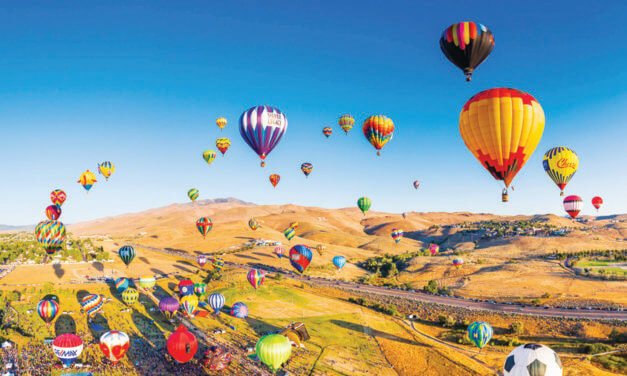 The Great Reno Balloon Race coming in September