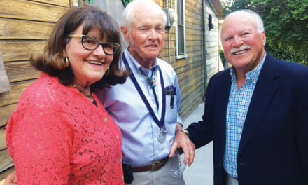 Dr. Christensen honored  as Distinguished Nevadan