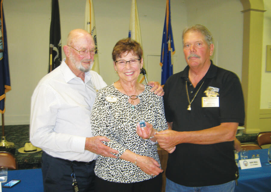 Elks membership awards