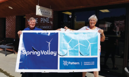 Spring Valley Wind-Pattern Energy donates to Inner City Slickers