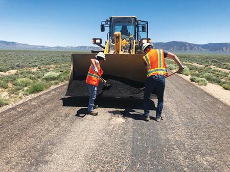 Summer hires help Bald Mountain mine, ranchers