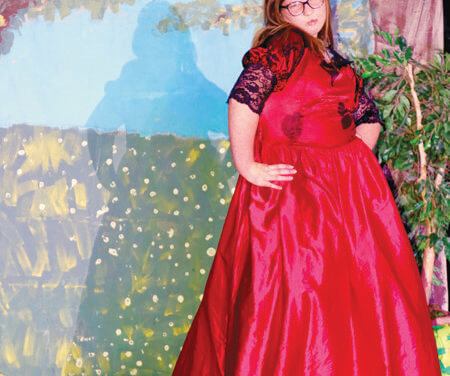 Alice in Wonderland gets Ely treatment