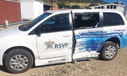 Non-profit loses van