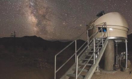 The Astronomy Festival will be held September 26-28, 2019
