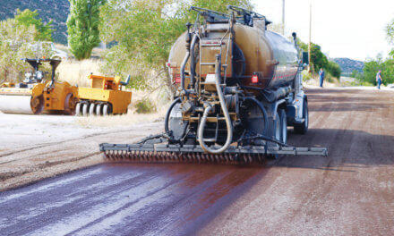Road crews offer smooth rides