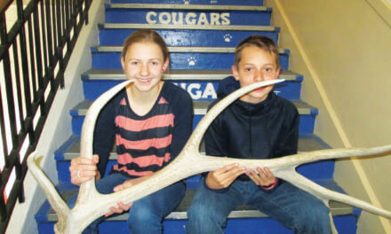 Sorensen and Kunz Elks October Junior Students