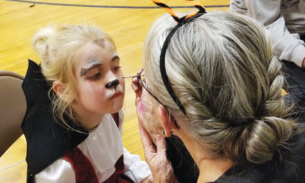 Halloween carnival scheduled