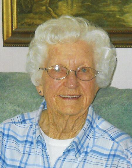 Margaret Louise Hendrix Wright Matesen