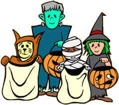 Participate in Trick or Treat the Streets