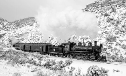 Give the Gift of Time Travel with Nevada Northern Railway Museum