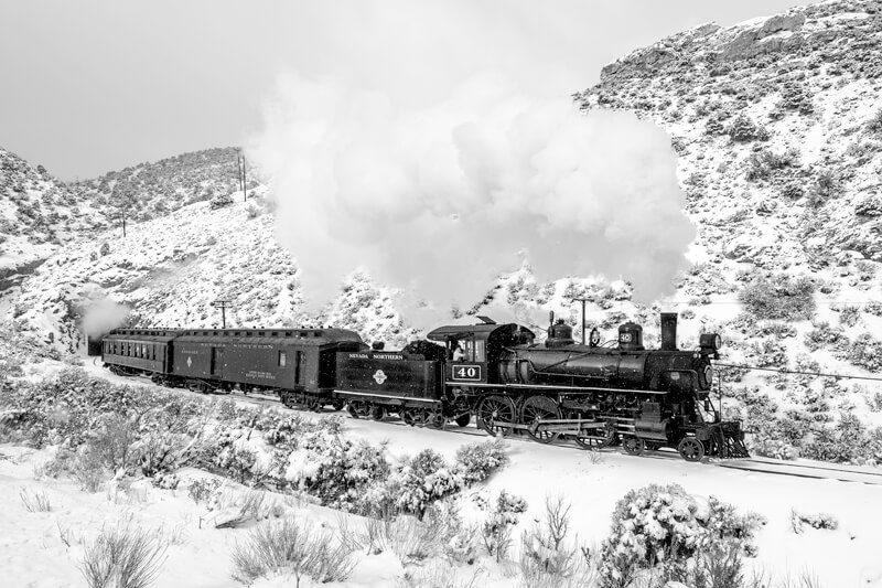 Give The Gift Of Time Travel With Nevada Northern Railway Museum The Ely Times