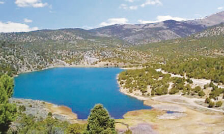 Cave Lake closed for safety concerns