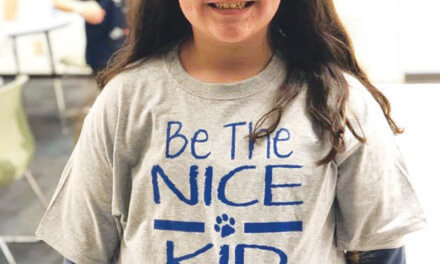 Kindness at White Pine Middle School