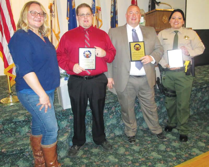 Elks honor Law Enforcement