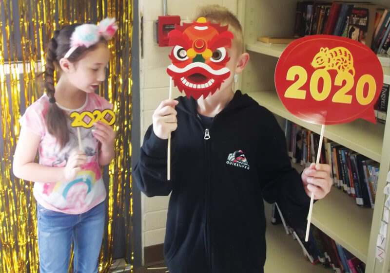 "Celebrating the ""Year of the Rat"""