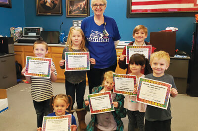D.E.N. Students of the Week