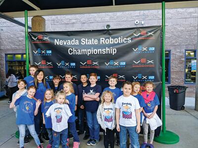 DENBots dominate at State Championship