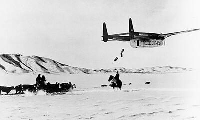 Operation Haylift  1948 – 1949