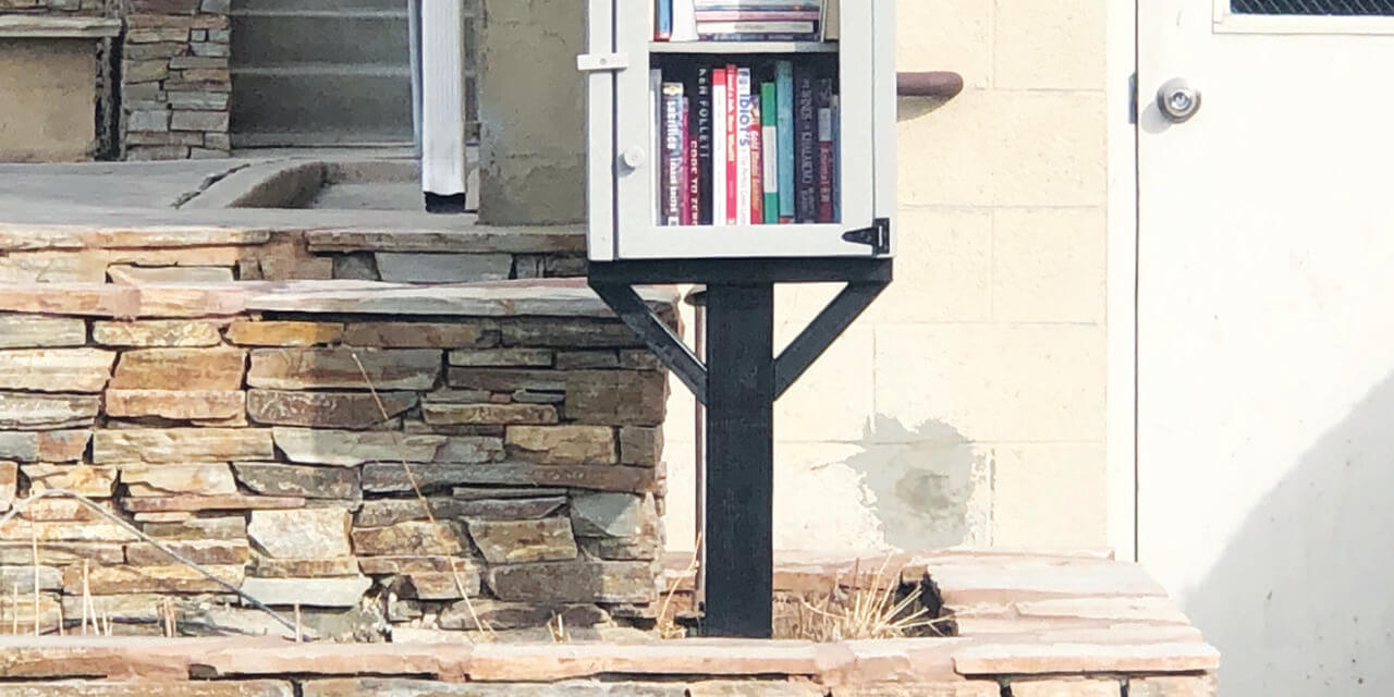 Second free library location