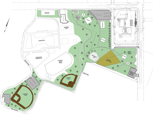 Commission prioritizes park project
