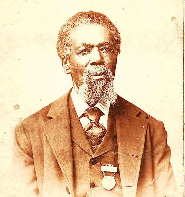 Thomas Mundy Peterson made history as the first Black man to cast a ballot in a United States Election
