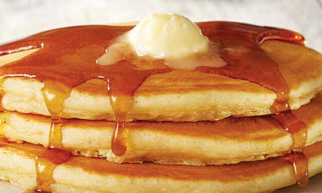 Tuesday Pancake Supper