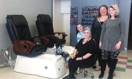 Creative Touch Salon moves downtown