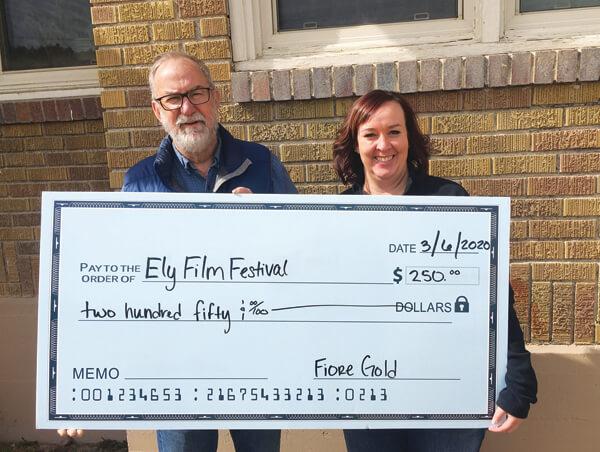 Film Festival Donation