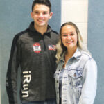 Waggener and Dutson March Students of the Month