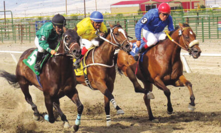 White Pine Horse Races canceled