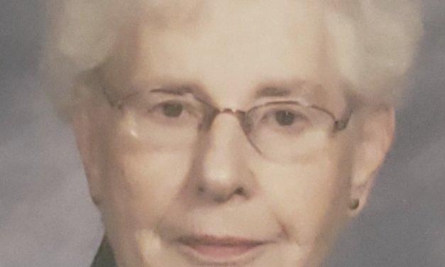 In Memoriam – Joan (Strange) Johnson