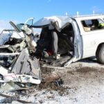 Fatal Crash on US93 north of McGill