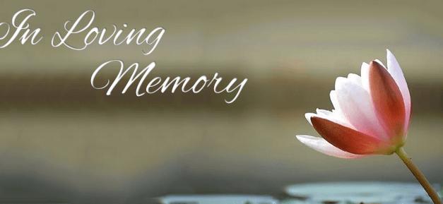 In Memoriam – Mavis Keough Ford