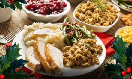 Community Christmas Dinner will take place with modifications