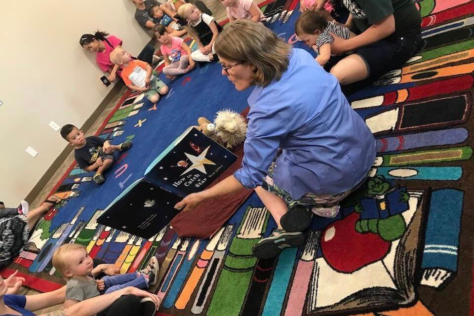 White Pine library gets assist from Dolly Parton program