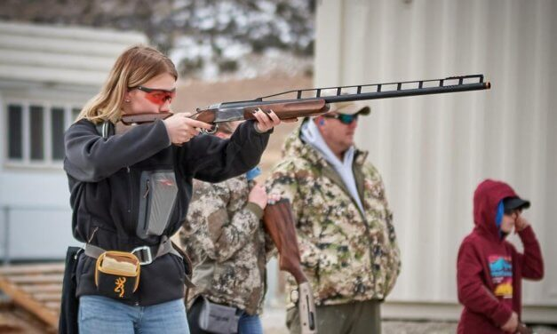 Shooting Club offers youth a diversion