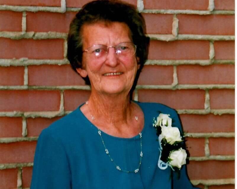 In Memoriam – Helen Ione Anderson Ashworth
