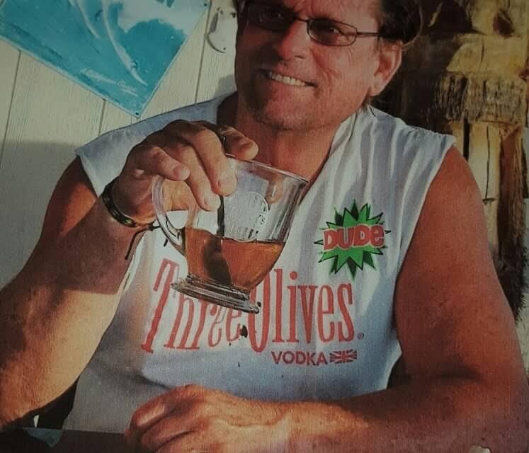 In Memoriam – Dennis Vernon Goddard