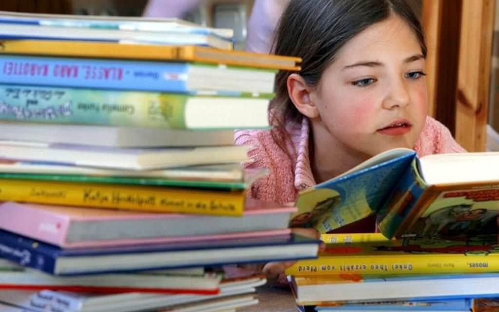 Books by the Ton flood White Pine Schools